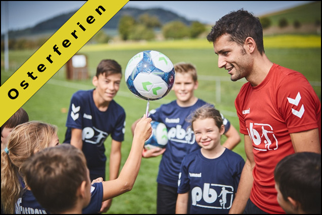 Fussball Freestyle Camp 2019 mit Patrick Bäurer